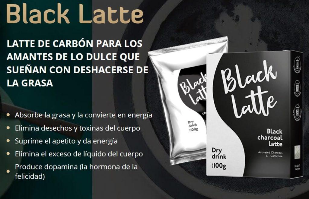 Blacklatte-espagna