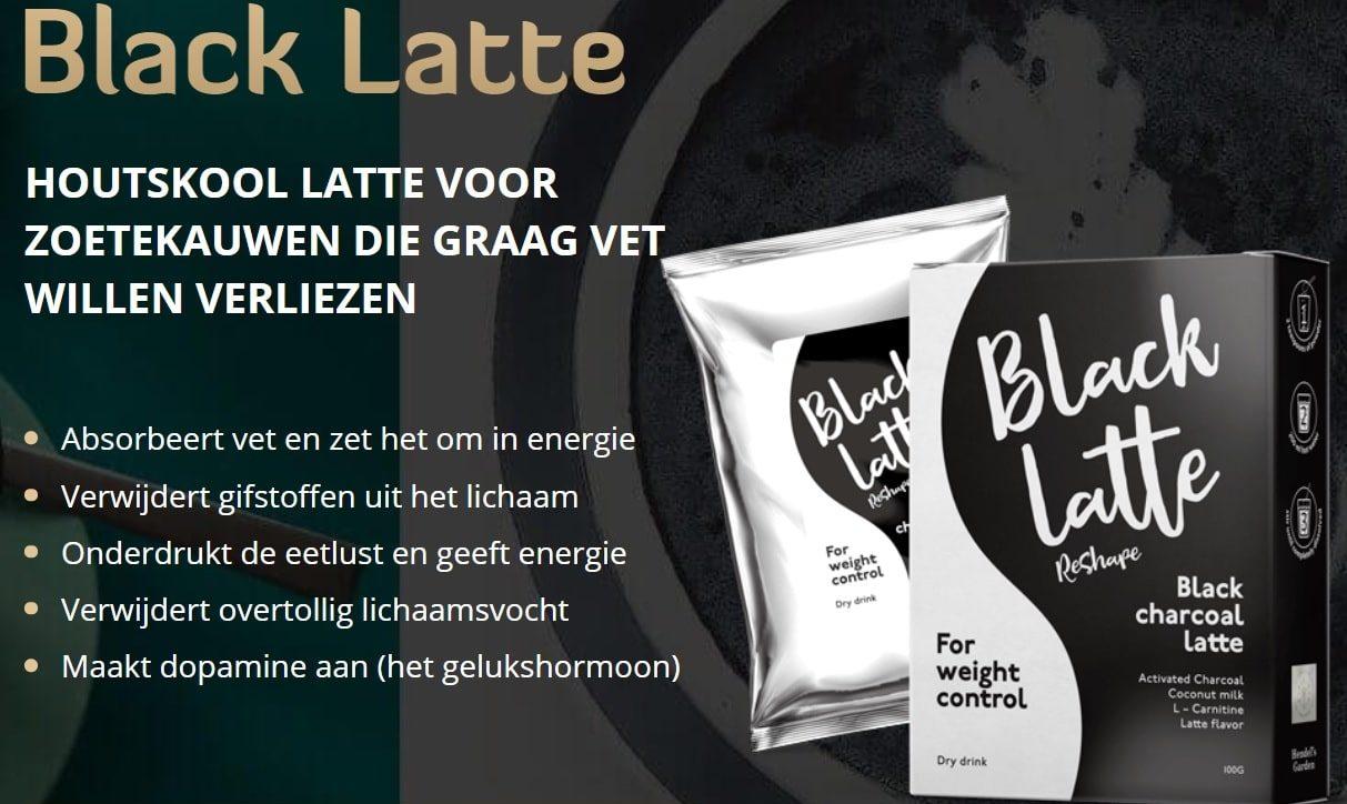 Blacklatte-Startpagina